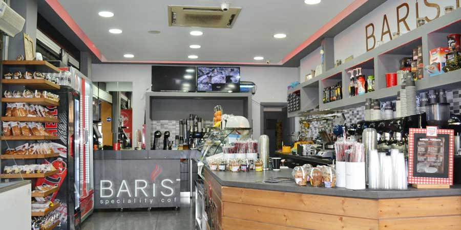 BARISTI Franchising Header