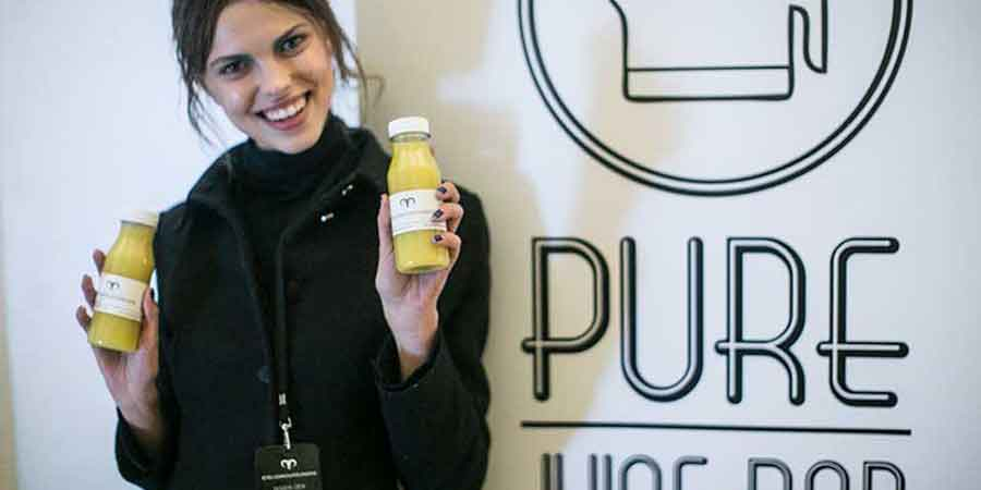 Pure Juice Bar IMG 4428