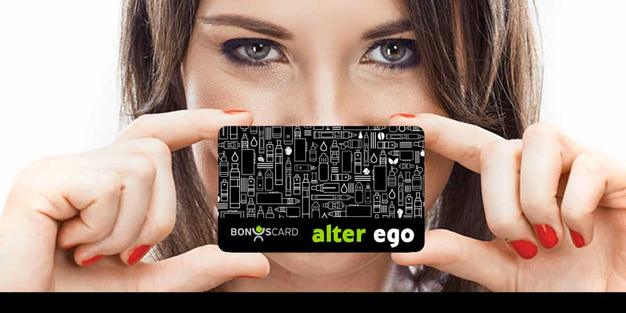 Alterego BONUS CARD Pano