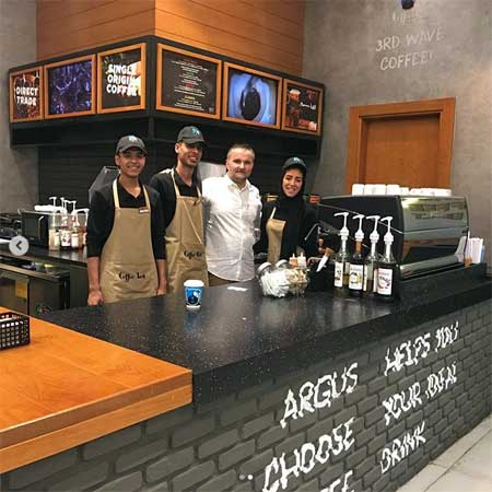 Coffee Lab franchise
